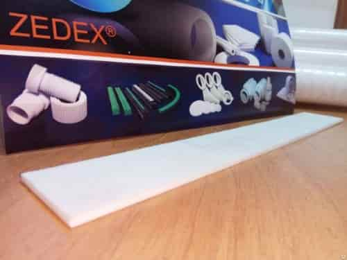 Направляющие для станков из ZEDEX