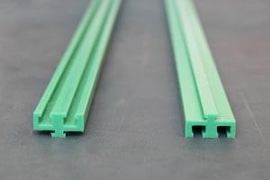 Пластиковые направляющие для конвейеров и Зедекса