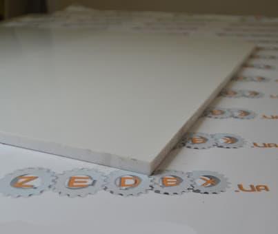 Зедекс лист 10x500x1000mm
