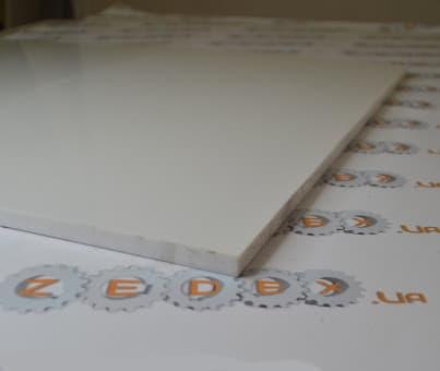 Зедекс лист 12x500x1000mm